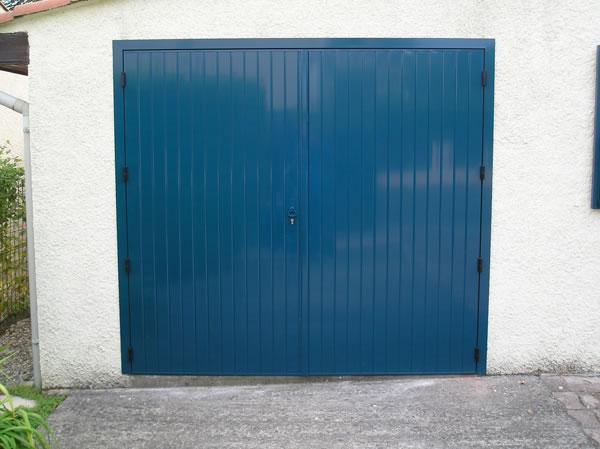 Porte de garage sur mesure ad menuiserie porte de garage alu Porte garage sur mesure